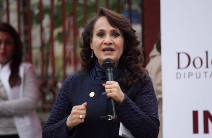 Legisladores comienzas el análisis de las leyes secundarias de la Guardia Nacional: Dolores Padierna