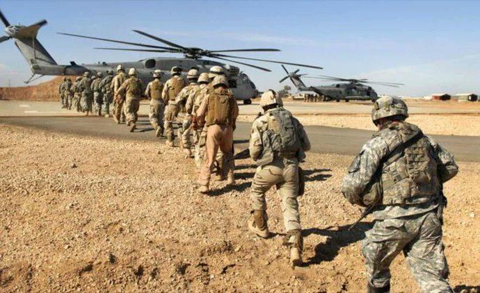 EUA inicia el retiro de sus tropas de Siria
