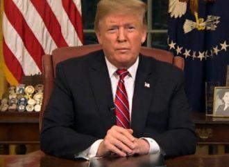 """Trump considera como """"crisis humanitaria"""" el cierre del gobierno de EUA"""