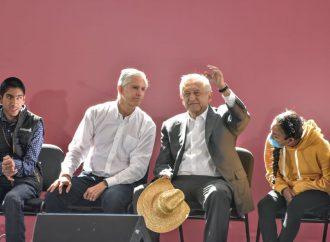 Del Mazo reconoce lucha del presidente López Obrador al robo de combustible
