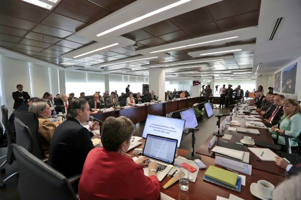Diputados delinean ruta de trabajo para nueva reforma educativa