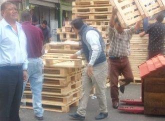Recuperan espacios públicos en Iztacalco