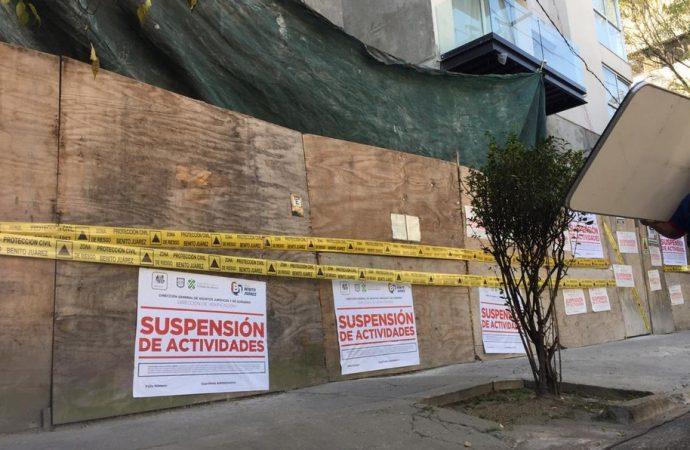 Iztacalco mantendrá suspendidos permisos para nuevas construcciones
