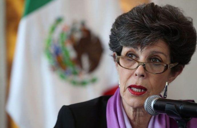 Janine Otálora presenta renuncia como presidenta del TEPJF