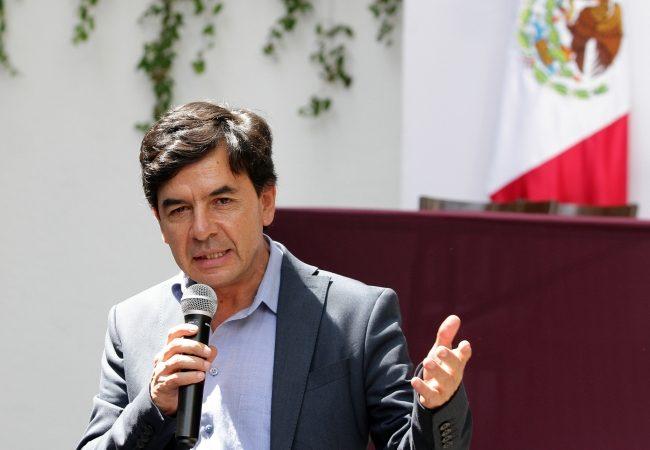 A partir de 2019 ningún funcionario gana más que el presidente: Jesús Ramírez