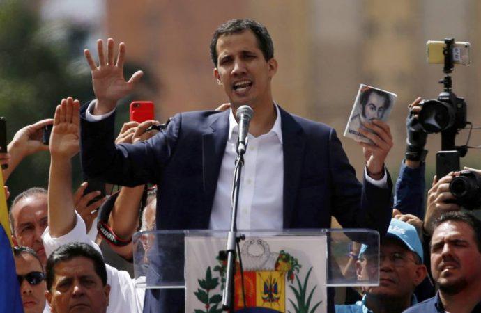 Países de América Latina reconocen a Guaidó como presidente venezolano
