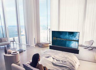 LG abre paso a los televisores del futuro con el primer Oled Tv Enrollable del mundo