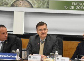MC lamenta falta de asistencia de titular de SENER y el director de Pemex a comparecencia enSan Lázaro