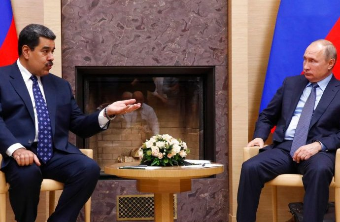 Rusia acusa a EU de intentar usurpar el poder en Venezuela