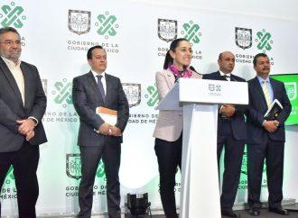 SACMEX expone su Plan de Trabajo 2019