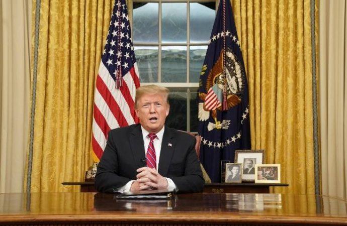 Trump reitera que México pagará por el muro con nuevo acuerdo comercial