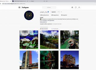 UNAM, la sexta universidad con más seguidores en Instagram a nivel mundial