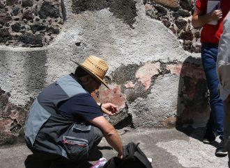 Expertos de la UNAM determinan con mayor precisión cronología de pinturas murales en Teotihuacán