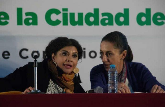 GCDMX y SEP rehabilitan Escuela dañada en Iztapalapa