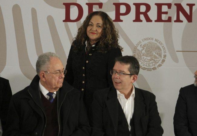 Sanjuana Martínez, primera mujer al frente de Notimex