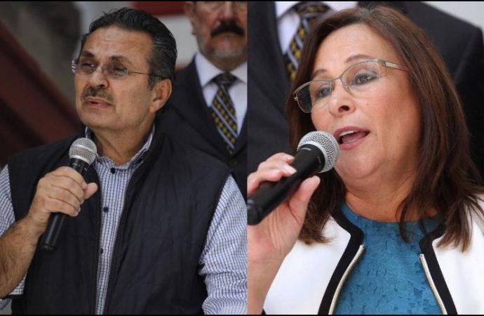 Informa Romero Oropeza que robo de combustibles a Pemex disminuyó 65% tras cierre de ductos; Nahle García afirma que este año se resolverá el problema