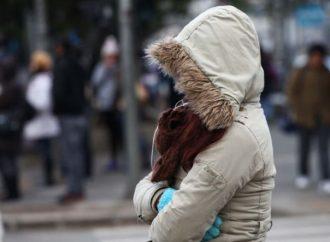 Alertas amarilla y naranja en toda la Ciudad de México por frío