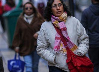 Alerta amarilla por frío en seis alcaldías capitalinas