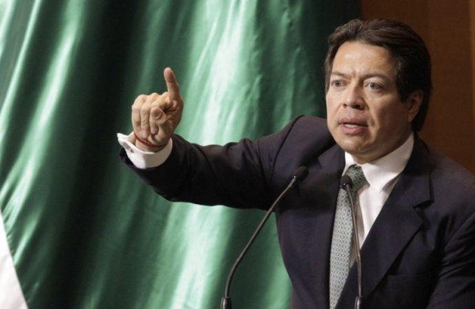 """Calificadora Fitch Ratings debe tener una evaluación """"más integral"""" sobre Pemex: Mario Delgado"""