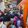 Piden diputados del PRI dar mantenimiento al Metro