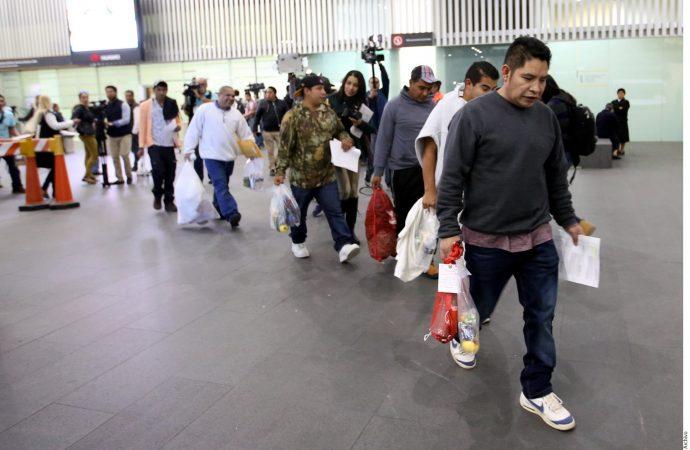 Solicitan cuatro mil nueve migrantes tarjeta humanitaria