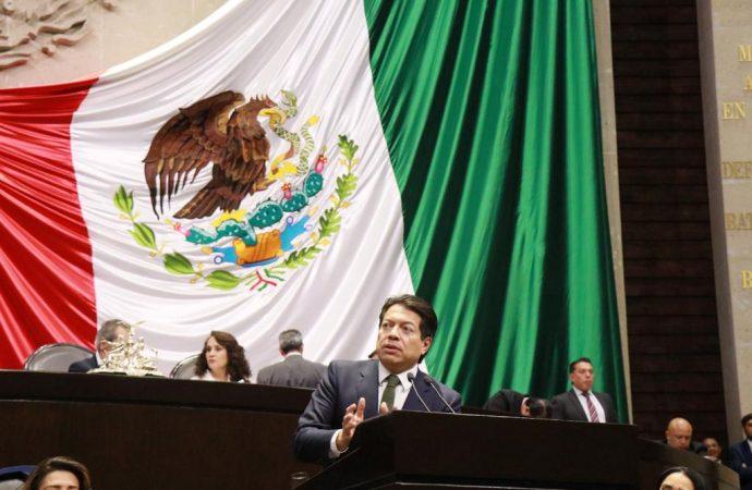 """Acertada la participación de México en solución al conflicto de Venezuela mediante """"Mecanismo de Montevideo"""": Mario Delgado"""