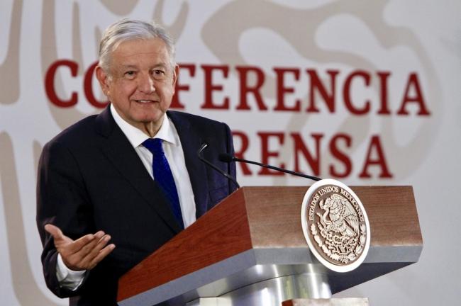 Estamos muy contentos con la aprobación de la Guardia Nacional: López Obrador