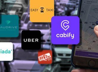 Apps de transporte de pasajeros nada pagan a estado mexicano, afirma organización de taxistas