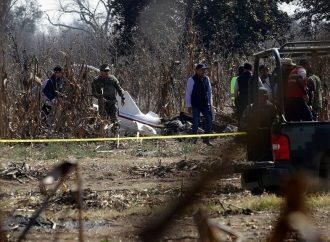Andrés Manuel pedirá a la SCT transparentar audios de accidente aéreo en Puebla