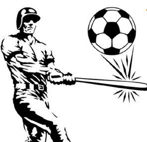 """Contra """"dictadura"""" del futbol, apoyo al beisbol del presidente de México"""