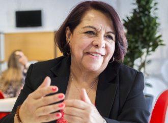 Transparencia y cero corrupción, promesas de candidata a la SCJN
