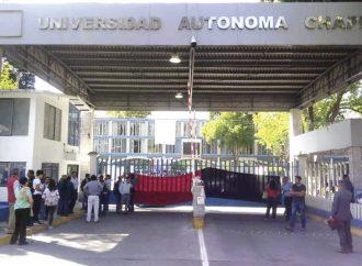 Ahora se va a huelga la Universidad de Chapingo