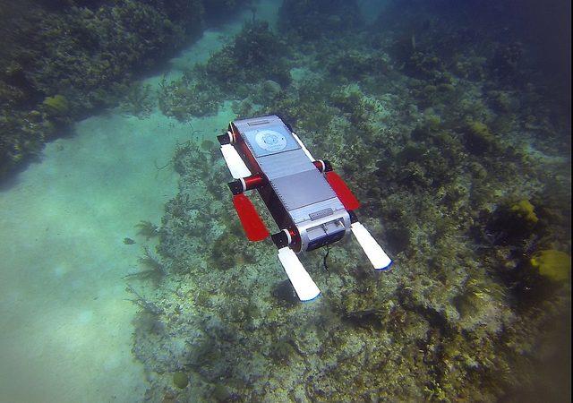 Suma CINVESTAV a un robot submarino para la protección de arrecifes