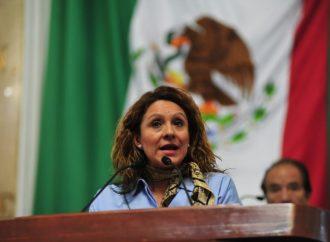 Asaltan a diputada del Congreso de la CDMX