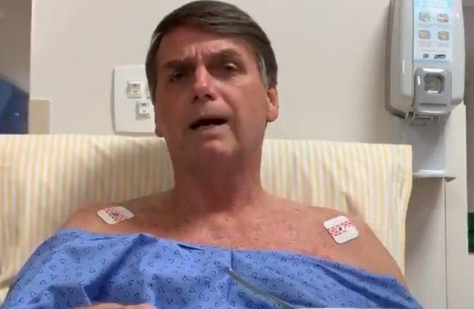 Bolsonaro pide encontrar a responsables de atentad en su contra