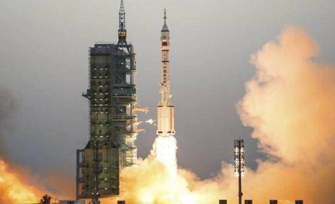 China prepara lanzamiento de cohete al espacio en 2020