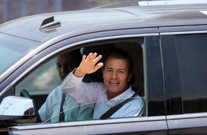 Falso, que haya comprado o rentado una propiedad en Madrid: Peña Nieto