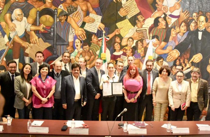 GobCDMX y Alcaldías rubrican el SUAC