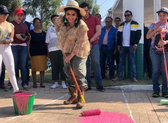 Rescatan en Iztapalapa paseo cultural mujeres libres