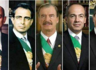 Define AMLO las acusaciones en contra de expresidentes en Consulta Ciudadana