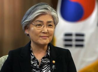 Canciller surcoreana discutirá con Pompeo temas de segundacumbre
