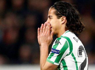 """Diego Lainez es """"un jugador igual que todos"""": Quique Setién"""