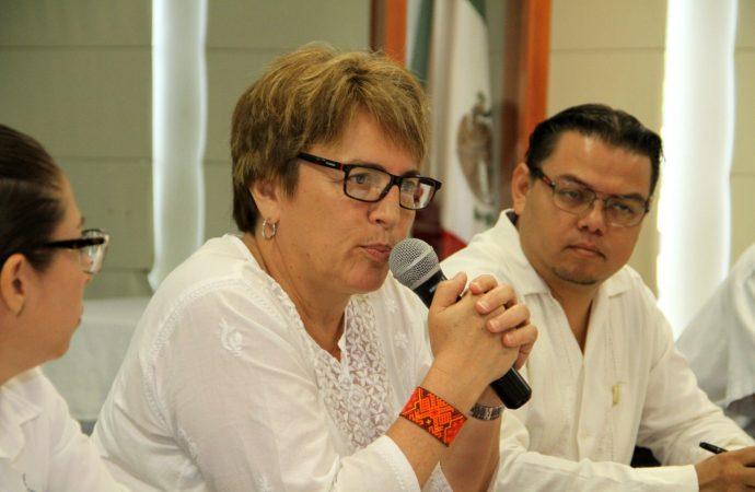 Artículo 19 desenmascara violencia en administración de Laura Beristáin