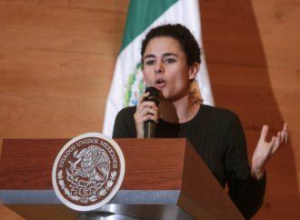 Sindicatos se deben democratizar: Luisa María Alcalde
