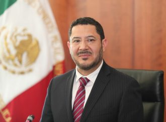 El combate a la corrupción en México dará certidumbre a inversiones: Batres Guadarrama