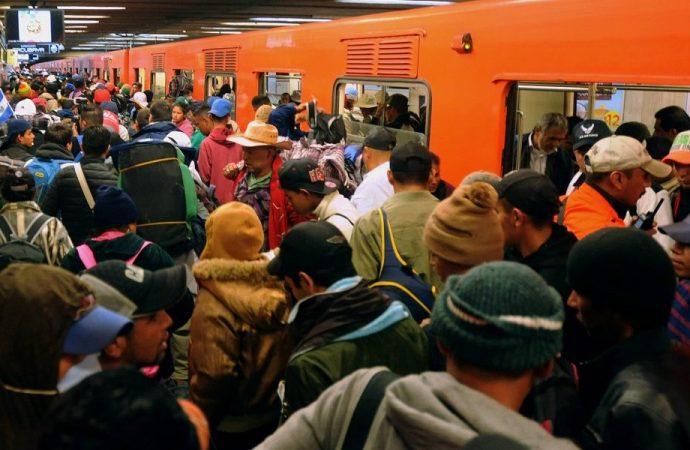 Urgen a garantizar derechos humanos de mujeres en el transporte público