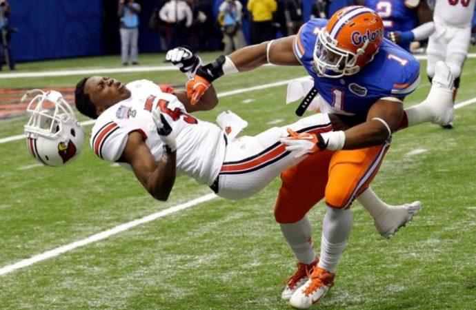 NFL, circo romano del 'American Dream'