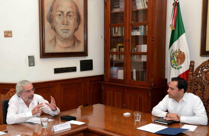 La UNAM, una aliada del desarrollo académico de Yucatán: Graue