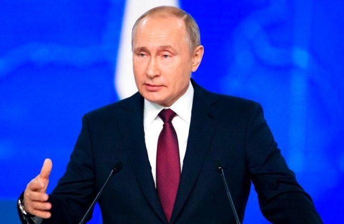 Apuntaremos a EU si Washington despliega misiles en Europa, advierte Putin