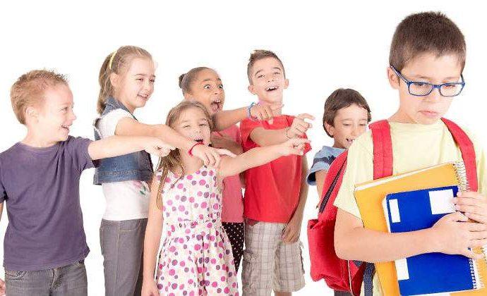 La violencia y el acoso escolar no forjan el carácter